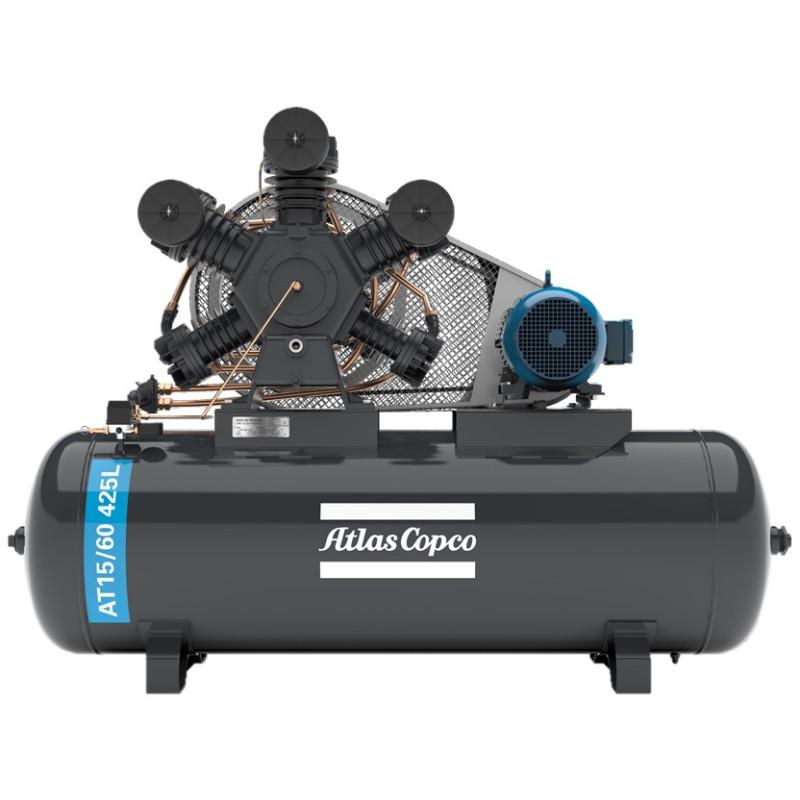 Compressor Atlas Copco At 15 60 425 Litros 175 Libras 15