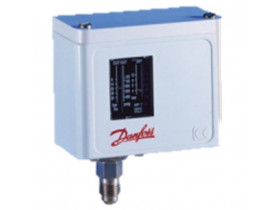 20412 - Automático Danfoss KP 5 para Refrigeração Com Rearme automático