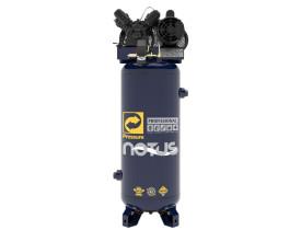 compressor-pressure-notus-10-100-litros-140-libras-2-cv-trifasico-reservatorio-vertical