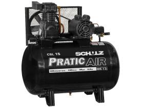 compressor-schulz-csl-15-pratic-air-130-litros-140-libras