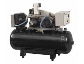 Compressor Parafuso Schulz Srp3005 Compact 9 Bar 131 Psi 200L 16.6 Pcm 5 Hp