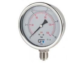 manometro-100mm-com-glicerina-genebre-rosca-1/2-polegada-1