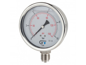 manometro-100mm-com-glicerina-genebre-240-psi-rosca-1/2-polegada-1