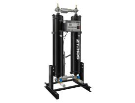 """Secador de Ar Comprimido Por Adsorcão Sds 160 Para 160 Pcm 1 1/2"""" 220/1/60 Hz Ponto de orvalho -40ºC"""